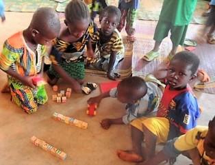 Enfants du Bissongo