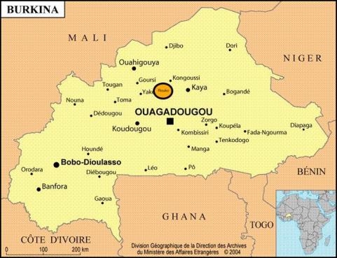 Burkina Faso / Rouko