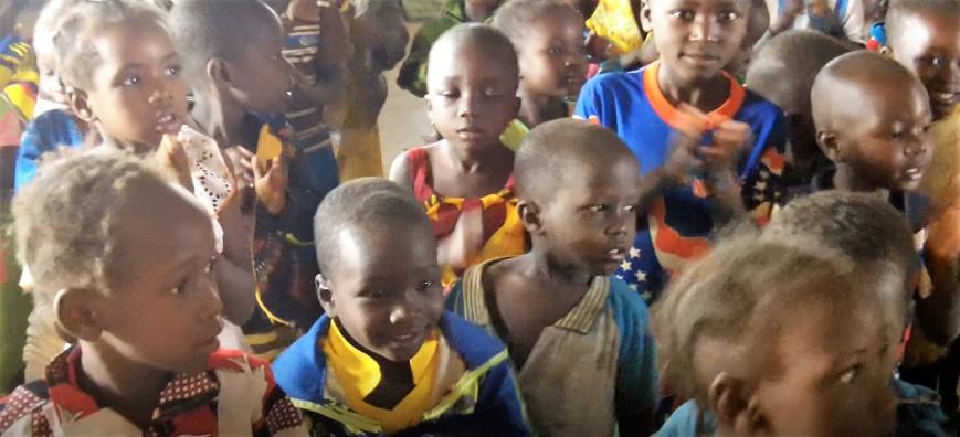 Enfants Bissongo